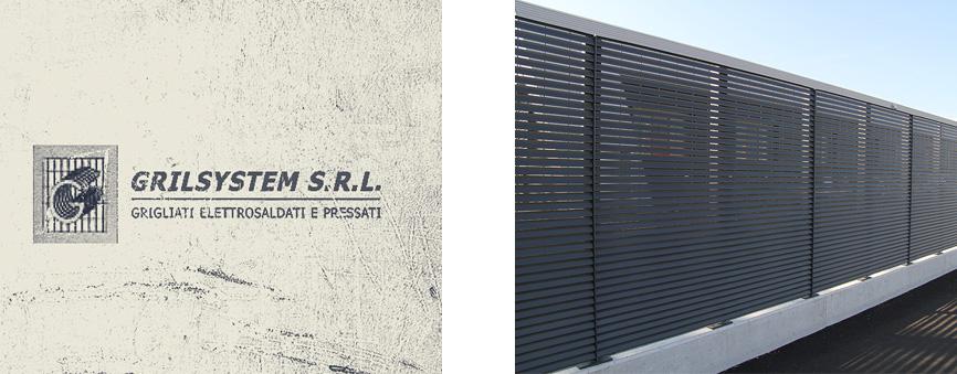 Grilsystem grigliati elettrosaldati e pressati - R.G.S.